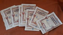 Lot De 20 Nyombe Penja - Shareholdings