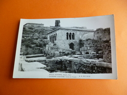 Grèce  Ancienne Corinthe Entrée Du Temple ( Neuve ) - Griechenland