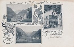 Trentino - Bolzano  - Gries - Gruss Aus Gries A Brenner  - Molto Bella - Italia