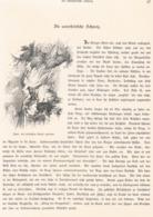 367 Untersteiermark Sulzbach Slowenien Artikel Mit Ca. 4 Bildern 1880 !! - Revues & Journaux