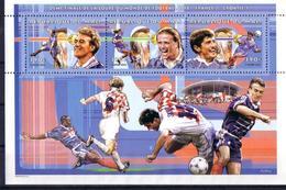 Soccer World Cup 1998 - MALI - S/S MNH - Coppa Del Mondo