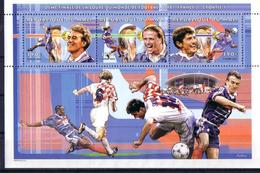 Soccer World Cup 1998 - MALI - S/S MNH - Coupe Du Monde