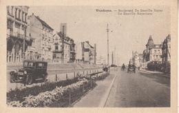 Wenduine - De Smet-De Nayerlaan - Oldtimers - Uitg. Gégy, Brussel - Wenduine