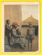 Photo De Femme Et Enfants à KATI Au Mali - Afrique