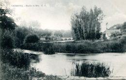 N°1713 T -cpa Grimbosq -moulin De Brie- - Altri Comuni