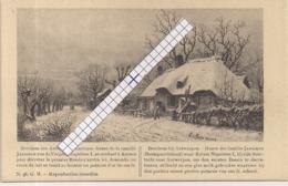 "ANTWERPEN-ANVERS-BERCHEM""HOEVE FAMILIE JANSSENS BOOMGAARDSTRAAT -NAPOLEON I""UITG.HERMANS NR96DIT.ANVERS - Antwerpen"