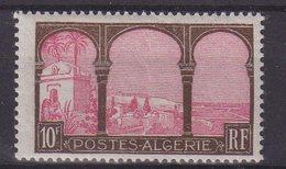 ALGERIE : N° 84 ** . B . 1927/30 . ( CATALOGUE YVERT ) . - Unused Stamps