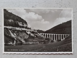 CPA Suisse St URSANNE Le Viaduc - JU Jura