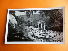 Grèce  Delphi  Tholos Of Athena Pronaia  ( Neuve ) - Griechenland