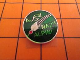 1214e Pin's Pins / Beau Et Rare / THEME ASSOCIATIONS / ITALIE ASSOCIASIONE NAZIONALE ALPINI - Associazioni