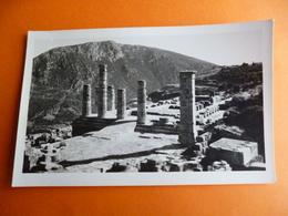 Grèce   Delphi   Apllo Temple ( Neuve ) - Griechenland
