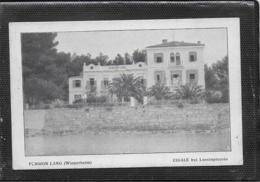 AK 0408  Cigale Bei Lussinpicollo - Pension Lang ( Weinerheim ) Um 1924 - Kroatien