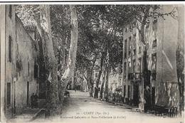 Ceret : Bld Lafayette Et Sous-préfecture - Ceret