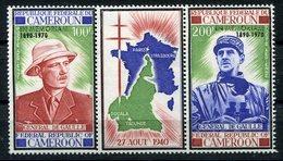 RC 15346 CAMEROUN PA N° 175A HOMMAGE A DE GAULLE NEUF ** MNH TB - Kamerun (1960-...)