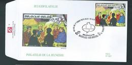 FDC. P 1327. BD  N° 2844.  2-10-1999. - Bandes Dessinées
