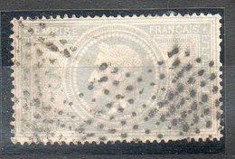 N°33 OBLITERE AVEC DENTS COURTES PRIX DEPART 15 EUROS - 1863-1870 Napoléon III Lauré