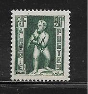 ALGERIE  ( FRALG - 102 )   1952  N° YVERT ET TELLIER  N° 292  N** - Algerien (1924-1962)