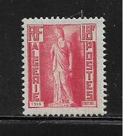 ALGERIE  ( FRALG - 103 )   1952  N° YVERT ET TELLIER  N° 291  N** - Algerien (1924-1962)