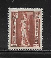 ALGERIE  ( FRALG - 104 )   1952  N° YVERT ET TELLIER  N° 289  N** - Algerien (1924-1962)