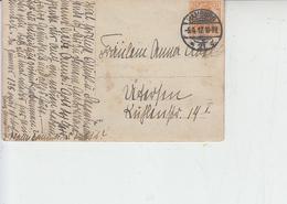 GERMANIA  1917 - Unificato  98 - Cartolina Fotografica - Allemagne