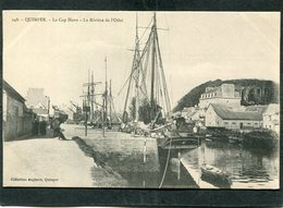 CPA - QUIMPER - Le Cap Horn - La Rivière De L'Odet - Bateaux De Pêche - Quimper