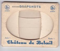 CHATEAU DE BELOEIL -SERIE 1 - Beloeil
