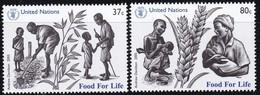 UNO-New York, 2005, 956/97,  Nahrung Ist Leben.  MNH ** - New York -  VN Hauptquartier