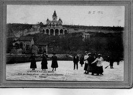 CPA - AIX-les-BAINS (73) - Mots Clés: Patinage Et Sport D'hiver - 1912 - Aix Les Bains