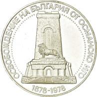 Monnaie, Bulgarie, 10 Leva, 1978, SPL, Argent, KM:102 - Bulgarie