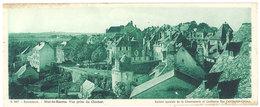 "Grand Chromo "" Cantaloup Catala Rouergue - Mur De Barrez - Vue Prise Du Clocher  ( B.807) - Chocolat"