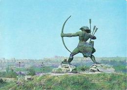 Armenia, Yerevan,  Monument Gjak Nagapet, Mint 1980 - Armenia