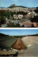 ATHENES  VUE GENERALE DU STADIUM  LE STADE - Griechenland