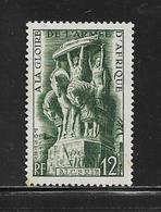 ALGERIE  ( FRALG - 114 )   1952  N° YVERT ET TELLIER    N° 295  N* - Algerien (1924-1962)