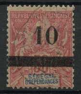 Sénégal (1887) N 27 (o) - Senegal (1887-1944)