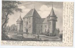 Solre-sur-Sambre - Le Château, D'après Une Ancienne Estampe - Nels Serie 10 No 3 - 1903 - Erquelinnes