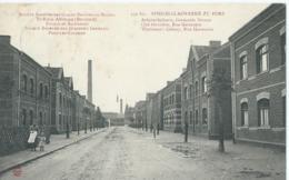 Auvelais - Saint-Roch-Auvelais - S.A. Des Glaces Nationales Belges -  Cité Ouvrière, Rue Germania - No 139 Bis - 1927 - Sambreville