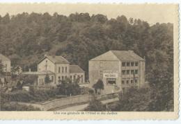 Falaën - Une Vue Générale De L'Hôtel Et Des Jardins - Grand Hôtel De La Molignée - Onhaye