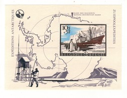 1966 - Expéditions Antarctiques. - Blokken 1962-....