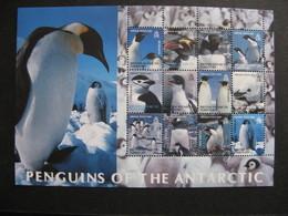 Territoire Antarctique Britannique: TB Feuille De La Série N° 358 Au N° 369, Neuve XX. - Territoire Antarctique Britannique  (BAT)