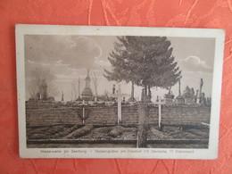 Niederweiler Bei Sarrebourg . Massengraben Am Friedhof . 16 Deutsche . 17 Franzosen - Other Municipalities