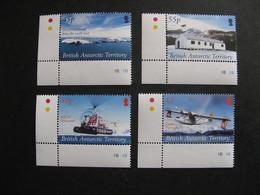 Territoire Antarctique Britannique: TB Série N° 399 Au N° 402, Neufs XX. - Territoire Antarctique Britannique  (BAT)