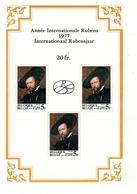 1977 - Pierre-Paul Rubens.. - Blokken 1962-....