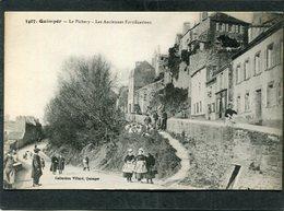 CPA - QUIMPER - Le Pichery - Les Anciennes Fortifications, Animé - Quimper