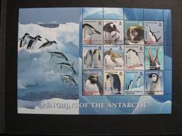 Territoire Antarctique Britannique: TB Feuille De La Série N° 460 Au N° 471, Neuve XX. - Territoire Antarctique Britannique  (BAT)