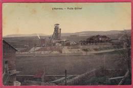 CPA 42 L' HORME Puits GILLIER Mine De Charbon C/ ST CHAMOND - Francia