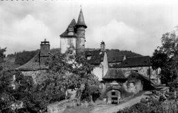 5068 Cpsm Collonges La Rouge - Castel De Maussac - Other Municipalities