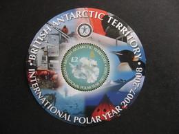 Territoire Antarctique Britannique: TB BF N° 12, Neuf XX. - Territoire Antarctique Britannique  (BAT)