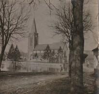 Photo 14-18 VILLERS-LE-SEC - Une Vue, L'église (A218, Ww1, Wk 1) - Autres Communes