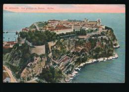 Monaco - Vue Générale Du Rocher [AA46-5.611 - Monaco