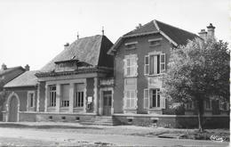 54 FLIREY  La Mairie CP Glacée NB  9 X 13 - Francia
